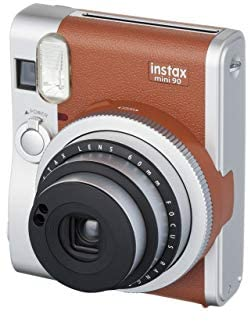41Rh9gUpwJL. AC  - Fujifilm Instax Mini 90 Instant Film Camera (Brown)