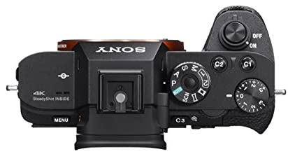 41T+MLgXlcL. AC  - Sony a7R II Full-Frame Mirrorless Interchangeable Lens Camera, Body Only (Black) (ILCE7RM2/B), Base, Base