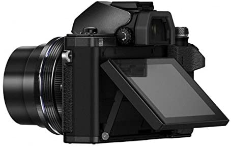 41T8pmrLgCL. AC  - Olympus OM-D E-M10 Mark II Mirrorless Camera with 14-42mm II R Lens (Black)
