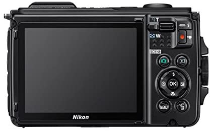 41TEsABKdmL. AC  - Nikon Coolpix W300 Point & Shoot Camera, Black - Bundle with 16GB SDHC Card, Camera Case, Cleaning Kit, PC Software Package