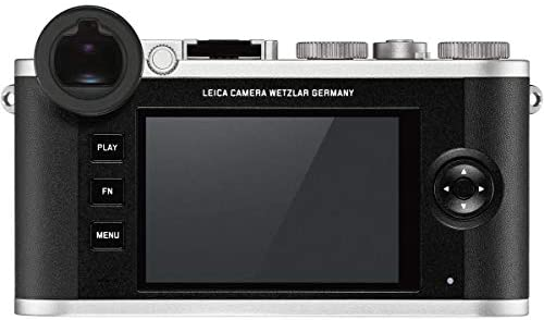 41Td KSNC8L. AC  - Leica CL Mirrorless Digital Camera, Silver 18mm F2.8 ELMARIT-TL Aspherical Pancake Lens, Silver