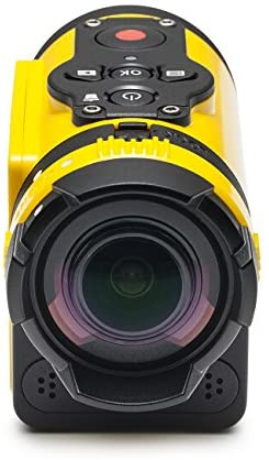 "41ThUbs9bYL. AC  - Kodak PIXPRO SP1 Action Cam with Explorer Pack 14 MP Water/Shock/Freeze/Dust Proof, Full HD 1080p Video, Digital Camera and 1.5"" LCD Screen (Yellow)"