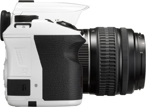 41VBNv4AnkL. AC  - Pentax K-30 lens kit white w DA 18-55WR Weather-Sealed 16 MP CMOS Digital SLR with DA 18-55mm and 3-Inch LCD Screen