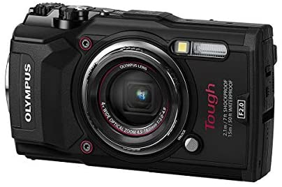 41VsOzmip+L. AC  - Olympus TG-5 Waterproof Camera with 3-Inch LCD, Black