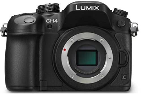 41X7ZA50QgL. AC  - PANASONIC LUMIX GH4 Body 4K Mirrorless Camera, 16 Megapixels, 3 Inch Touch LCD, DMC-GH4KBODY (USA Black)