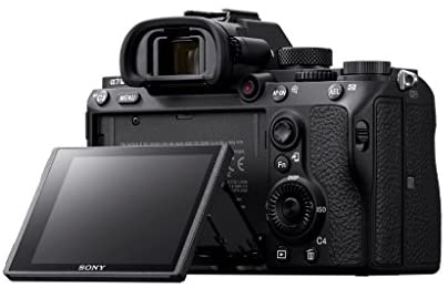 41Y 7m2QO L. AC  - Sony a7 III ILCE7M3/B Full-Frame Mirrorless Interchangeable-Lens Camera with 3-Inch LCD, Black