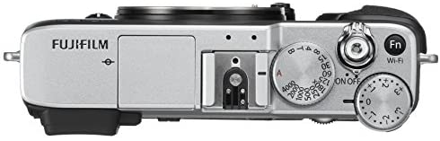 41YH4+0i9XL. AC  - Fujifilm X-E2S Body Mirrorless Camera (Silver)