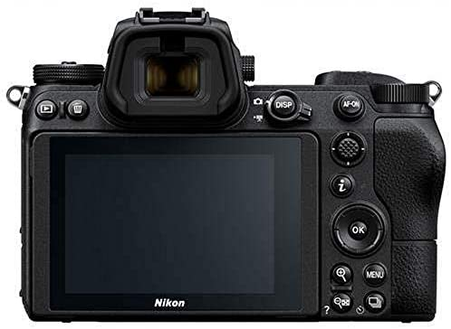 41assWCCzXL. AC  - Nikon Z6 FX-Format Mirrorless Camera Body with Mount Adapter FTZ