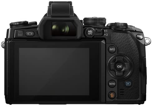 41brnET3soL. AC  - Olympus OM-D E-M1 Mirrorless Digital Camera with 16MP and 3-Inch LCD (Body Only) (Black)