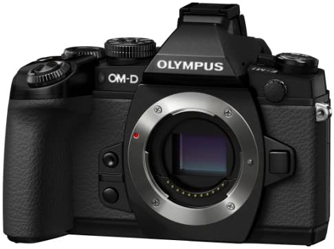41dEnd8wj6L. AC  - Olympus OM-D E-M1 Mirrorless Digital Camera with 16MP and 3-Inch LCD (Body Only) (Black)