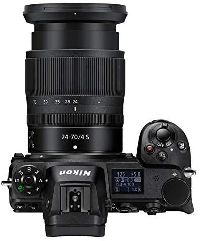 41djX83GL9L. AC  - Nikon Z7 FX-Format Mirrorless Digital Camera with 24-70mm Lens, Basic Bundle with FTZ Mount Adapter, Neck Strap, Extra Battery and Accessories