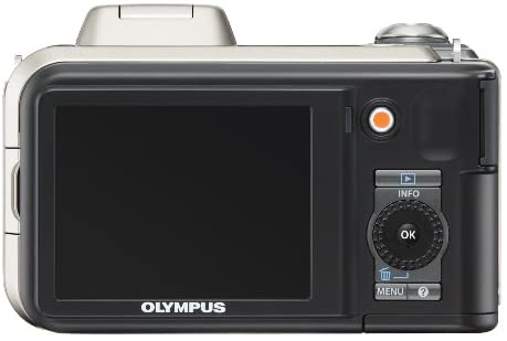 41jbHhZl43L. AC  - Olympus SP-600UZ 12MP Digital Camera with 15x Wide Angle Dual Image Stabilized Zoom and 2.7 inch LCD (Old Model)