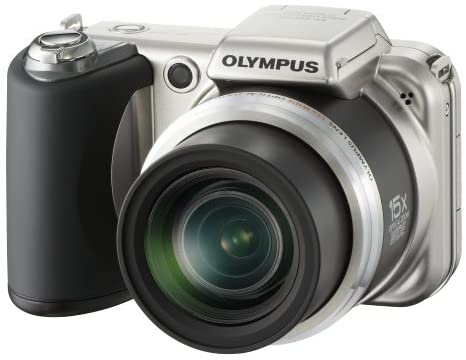 41k3oVV7lVL. AC  - Olympus SP-600UZ 12MP Digital Camera with 15x Wide Angle Dual Image Stabilized Zoom and 2.7 inch LCD (Old Model)
