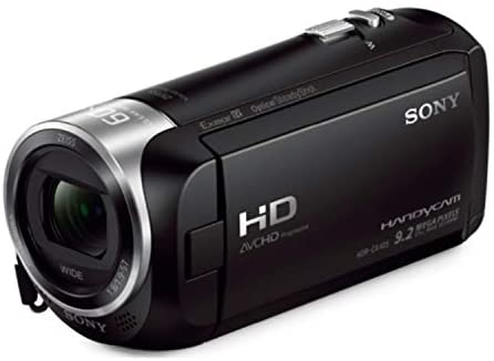 41mUAk6AM6L. AC  - Sony CX405 Handycam 1080p Camcorder with 32GB SD Card and Accessory Bundle