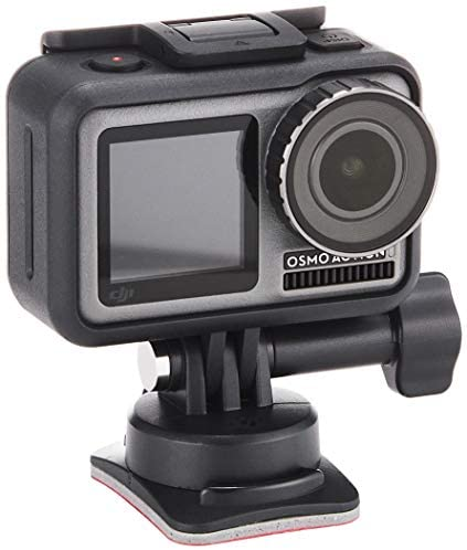 41mxKJQhMRL. AC  - DJI Osmo Action - 4K Action Cam 12MP Digital Camera with 2 Displays 36ft Underwater Waterproof WiFi HDR Video 145° Angle, Black