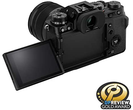 41nMw0Prl8L. AC  - Fujifilm X-T4 Mirrorless Camera Body - Black