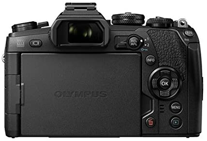 41o6oQ5Q+hL. AC  - Olympus OM-D E-M1 Mark II Camera Body Only, (Black)