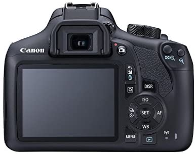 41qMRyuVbaL. AC  - Canon EOS Rebel T6 Digital SLR Camera Kit with EF-S 18-55mm f/3.5-5.6 is II Lens, Built-in WiFi and NFC - Black (Renewed)