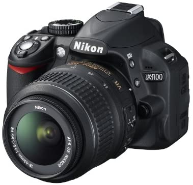 41qvh0f6IDL. AC  - Nikon D3100 DSLR Camera with 18-55mm f/3.5-5.6 Auto Focus-S Nikkor Zoom Lens (Discontinued by Manufacturer)