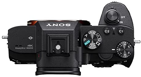 41uiV14PhhL. AC  - Sony a7 III ILCE7M3/B Full-Frame Mirrorless Interchangeable-Lens Camera with 3-Inch LCD, Black