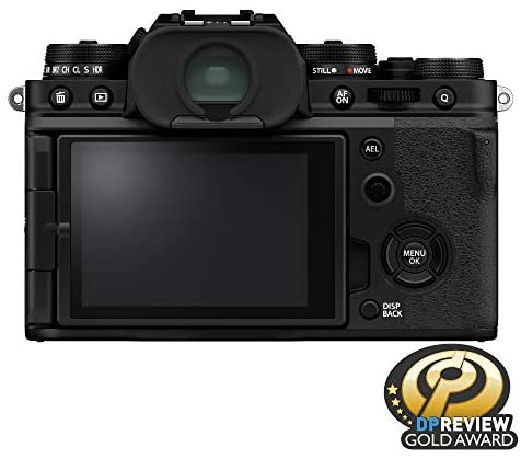 41w3iAJtmvL. AC  - Fujifilm X-T4 Mirrorless Camera Body - Black