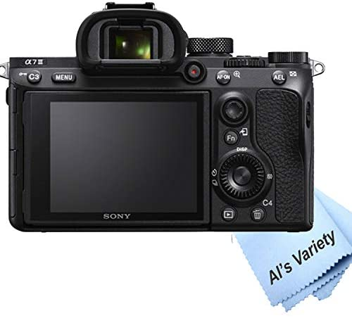 41zsuwBFzLL. AC  - Sony Alpha a7 III Mirrorless Digital Camera with 28-70mm Lens, 32GB Card, Tripod, Case, and More (18pc Bundle)
