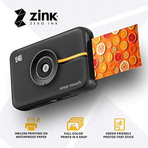 """51865XOyDyL. AC  - Zink Kodak Step Touch 