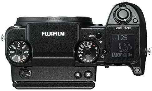 5188e+LXcqL. AC  - Fujifilm GFX 50S 51.4MP Mirrorless Medium Format Camera (Body Only)