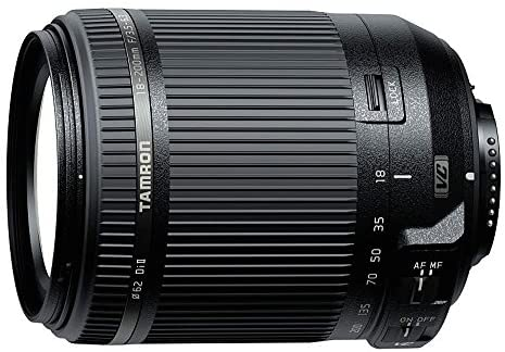 51HupsWFNQL. AC  - Tamron AF 18-200mm F/3.5-6.3 Di-II VC All-in-One Zoom for Nikon APS-C Digital SLR
