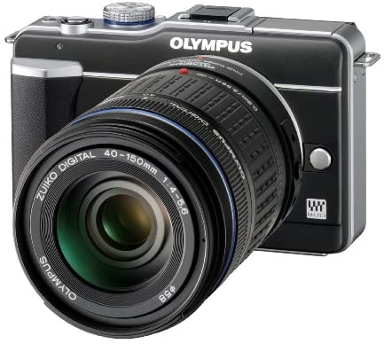 51I9gTHIs2L. AC  - Olympus PEN E-PL1 12.3MP Live MOS Micro Four Thirds Mirrorless Digital Camera with 14-42mm f/3.5-5.6 Zuiko Digital Zoom Lens (Black)