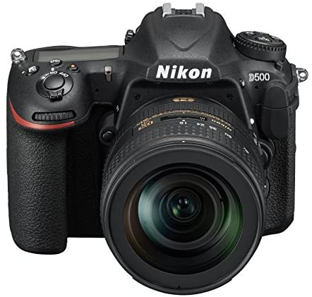 51Jh0bKuOmL. AC  - Nikon D500 DX-Format Digital SLR with 16-80mm ED VR Lens