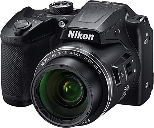 51O Pc qjOL. AC  - Nikon COOLPIX B500 (Black) Classic Bundle