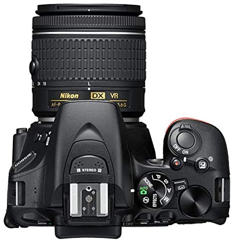 51QqtZlKsKL. AC  - Nikon D5600 DSLR Camera with 18-55mm VR and 70-300mm Lenses + 128GB Card, Tripod,Back-Pack,Filters, 2X Telephoto Lens, HD Wide Angle Lens, Hood, Lens Pouch, and More (28pcs)