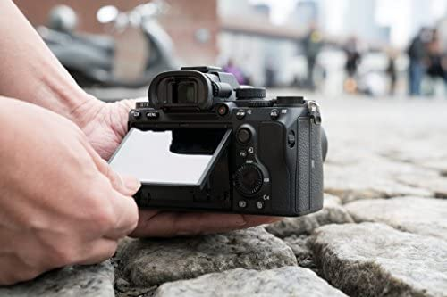 51YzQnCzvXL. AC  - Sony a7 III ILCE7M3/B Full-Frame Mirrorless Interchangeable-Lens Camera with 3-Inch LCD, Black