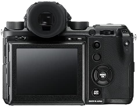 51c74RGpHZL. AC  - Fujifilm GFX 50S 51.4MP Mirrorless Medium Format Camera (Body Only)