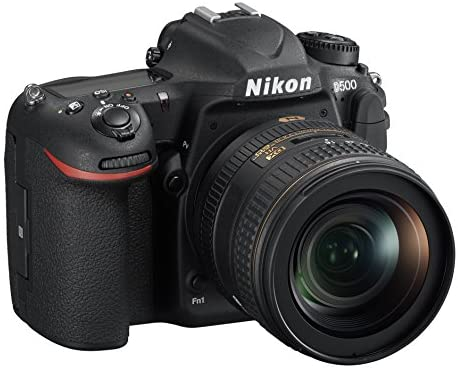 51ja18BKJXL. AC  - Nikon D500 DX-Format Digital SLR with 16-80mm ED VR Lens