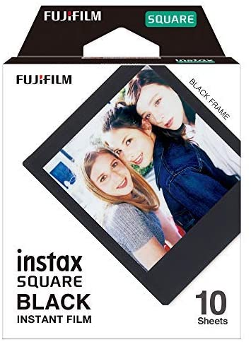 51mIMCl5QFL. AC  - Fujifilm instax Square SQ6 Instant Film Camera (Taylor Swift Limited Edition) with Square Instant Film Bundle (USA Warrantty)
