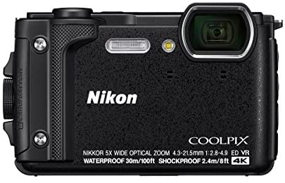 51orQfttYgL. AC  - Nikon Coolpix W300 Point & Shoot Camera, Black - Bundle with 16GB SDHC Card, Camera Case, Cleaning Kit, PC Software Package