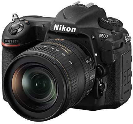 51pFQnt4bNL. AC  - Nikon D500 DX-Format Digital SLR with 16-80mm ED VR Lens