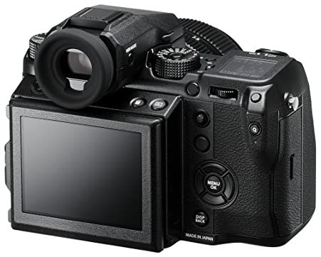 51s0zcH30xL. AC  - Fujifilm GFX 50S 51.4MP Mirrorless Medium Format Camera (Body Only)