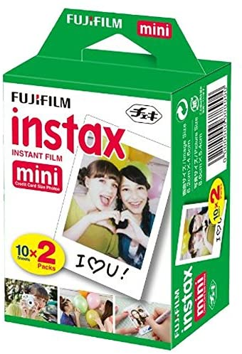 51s4W5fsZUL. AC  - Fujifilm Instax Mini 11 Instant Camera - Charcoal Grey (16654786) + 3x Packs Fujifilm Instax Mini Twin Pack Instant Film + Batteries + Case - Instant Camera Bundle