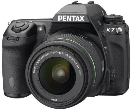 51seHosgKvL. AC  - Pentax K-7 14.6 MP Digital SLR with Shake Reduction and 720p HD Video (Body Only)
