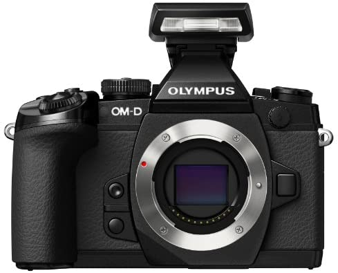 51yChhDQxTL. AC  - Olympus OM-D E-M1 Mirrorless Digital Camera with 16MP and 3-Inch LCD (Body Only) (Black)