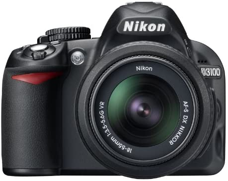 51yomC0EodL. AC  - Nikon D3100 DSLR Camera with 18-55mm f/3.5-5.6 Auto Focus-S Nikkor Zoom Lens (Discontinued by Manufacturer)