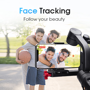 9bcc9b81 e1da 4c38 b437 8dd9daf26d0e.  CR0,0,300,300 PT0 SX300 V1    - Hohem All in 1 3-Axis Gimbal Stabilizer for Compact Cameras/Action Camera/Smartphone w/ 600° Inception Mode, 0.9lbs Payload for iPhone 11 Pro Max/Gopro Hero 8/Sony Compact Camera RX100 - iSteady Multi