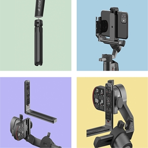 25e4a85a 5461 46de 962b c7951476214a.  CR0,0,300,300 PT0 SX300 V1    - MOZA Mini P Gimbal Stabilizer Handheld 3 Axis Gimbal 4-in-1 for Mirrorless&Compact Camera for iPhone Android Smartphone for Action Camera GoPro up to 1.98Lb Payload