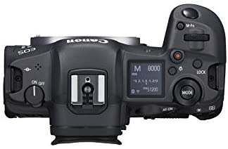 31+ xkRxOPL. AC  - Canon EOS R5 Full-Frame Mirrorless Camera with 8K Video, 45 Megapixel Full-Frame CMOS Sensor, DIGIC X Image Processor, Dual Memory Card Slots, and Up to 12 fps Mechnical Shutter, Body Only