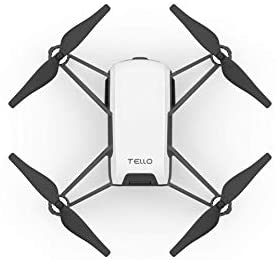 310 4GnFwAL. AC  - Ryze Tech Tello - Mini Drone Quadcopter UAV for Kids Beginners 5MP Camera HD720 Video 13min Flight Time Education Scratch Programming Toy Selfies, powered by DJI, White