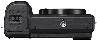 """3167WwM4FTL. AC  - Sony Alpha a6300 Mirrorless Camera: Interchangeable Lens Digital Camera with APS-C, Auto Focus & 4K Video - ILCE 6300 Body with 3"""" LCD Screen - E Mount Compatible - Black (Includes Body Only)"""