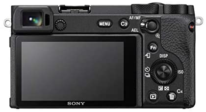31NVWIFjvfL. AC  - Sony Alpha A6600 Mirrorless Camera with 18-135mm Zoom Lens